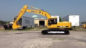 John Deere 690E LC Excavator Operation And Tests Manual[TM1508 (12JUL05)]