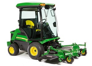 John Deere Front Mowers 1420, 1435, 1445, 1545 and 1565 Service Repair Technical Manual
