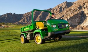John Deere ProGator 2020 and 2030 Utility Vehicle Service Repair Technical Manual[TM1759(FEB07)]