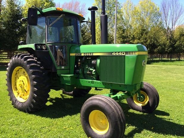 John Deere 4440 Tractor Service Repair Technical Manual[TM1182(01SEP77)]