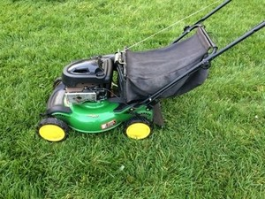 John Deere JS60, JS60H, JS61,JS63, JS63E, JS63C 21-Inch Walk-Behind Mowers Technical Manual