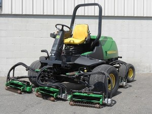 John Deere 3225C, 3235C and 3245C Lightweight Fairway Mower Service Repair Technical Manual