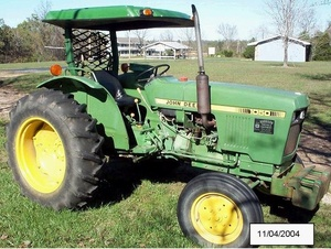 John Deere 850, 900HC, 950 AND 1050 TRACTORS Service Repair Technical Manual