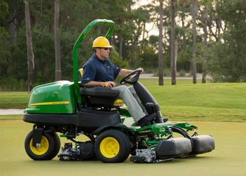 John Deere 2500, 2500A, and 2500E Professional Greens Mower Service Repair Technical Manual