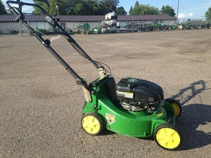 John Deere JA60, JA62, JA65, JE75, JX75, and JX85 21-Inch Walk-Behind Mower Technical Manual