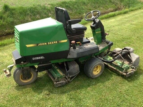 John Deere 2243 Gas Professional Greensmower Service Repair Technical Manual