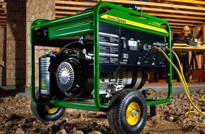 John Deere 250G,440G,550GE,G2500K,G4400K,G5500K and G5500KE Generators Technical Manual
