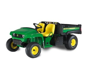 John Deere E-Gator Utility Vehicle Service Repair Technical Manual [TM1766 (22Apr99)]