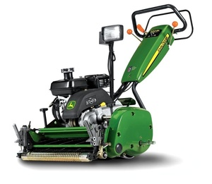 John Deere GS25, GS30, GS45, GS75,HD45, HD75 Commercial Walk–Behind Mowers Technical Manual