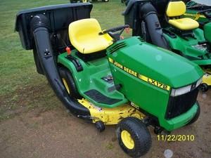 John Deere LX172, LX173, LX176,LX178, LX186 & LX188 Lawn Tractors Service Repair Technical Manual