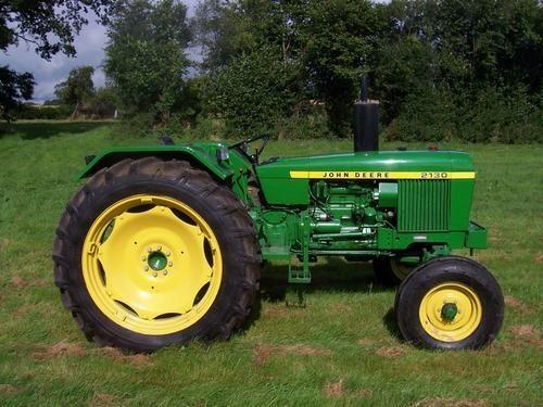 John Deere 2130 Tractor Service Repair Parts Manual