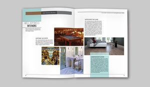 Sailor Mansion - Brochure Template for Luxury Residence Community