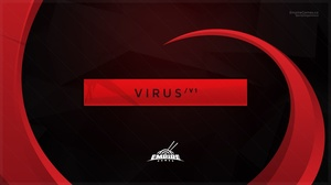 Stream Overlay | Virus V1 (PSD incl/ Channel Graphics)