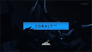 Stream Overlay | Cobalt V1 (PSD incl/ Channel Graphics)