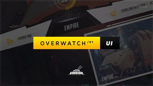 Livestream Overlay | Overwatch V1 /UI