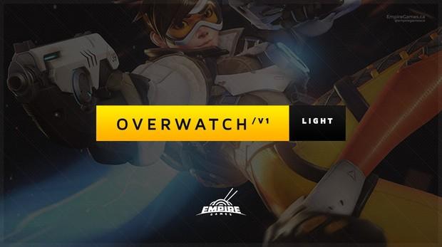 Livestream Overlay | Overwatch V1 /Light