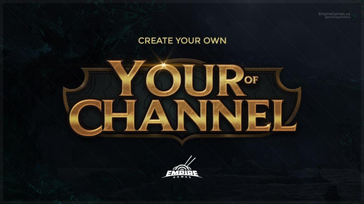 League Of Legends Logo Creator Psd