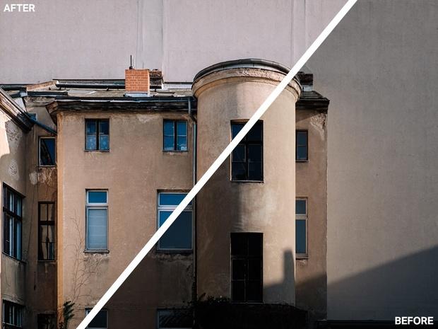 Free Lightroom presets for Fujifilm cameras by Samuel Zeller