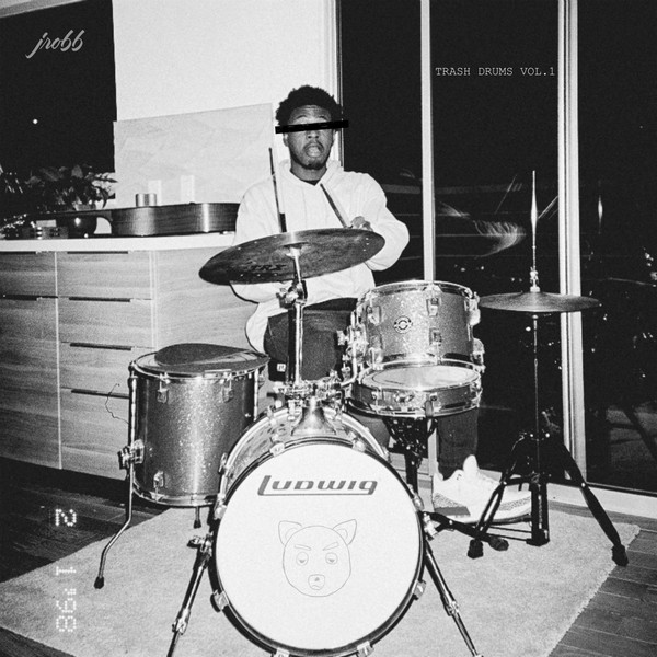 J.ROBB - TRASH DRUMS VOL 1