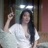 Morning cigar