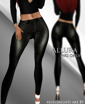 Allura Pants / sis3d mesh