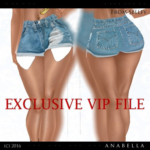 //sis3d. EXCLUSIVE SHORTS VIP FILE. ONLY FOR 5 NON VIP.