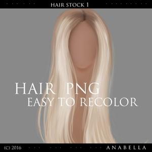 HAIR STOCK 01