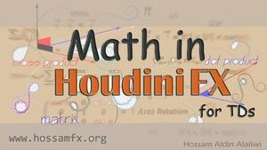 Math in Houdini FX