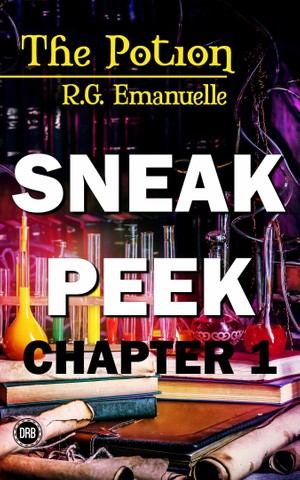 The Potion by R.G. Emanuelle - Chapter 1 Sneak Peek (epub)
