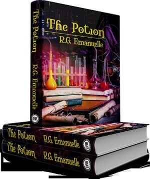 The Potion by R.G. Emanuelle (mobi)