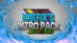 Krefix's Intro Pack [V2] // CINEMA 4D & BLENDER