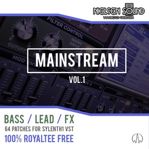 Mainstream EDM for Sylenth1