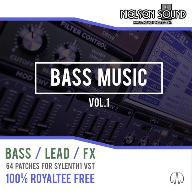 Bass Music for Sylenth1