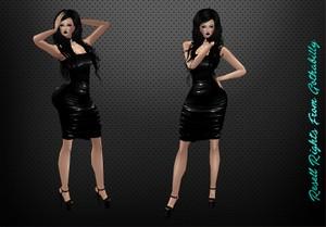 Rita Dress Catty Only!!!