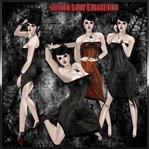 Spider Lady Collection Catty Only!!!