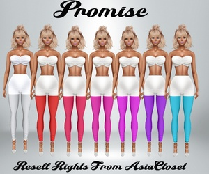Promise Outfit V2 Catty Only!!!
