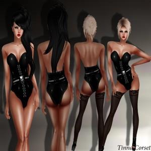 Tina Corset Outfit