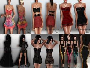 6 Outfits Bundle