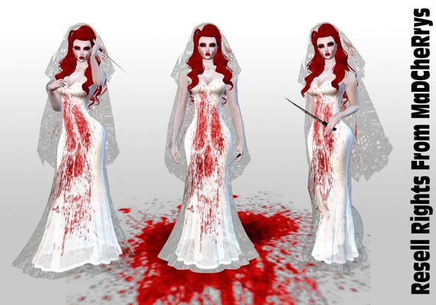 Blood Bride Catty Only!!!