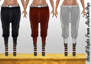 Baggy Pants Catty Only!!!