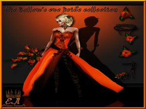 Hallows Eve Bride Catty Only!!!