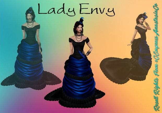 Lady Envy Resell Rights 0/3 People Limited