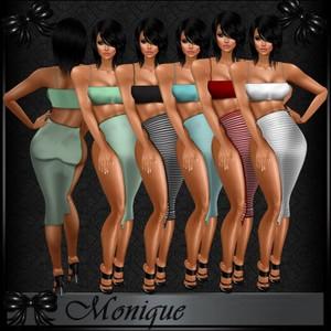 Monique Dresses NO RESELL