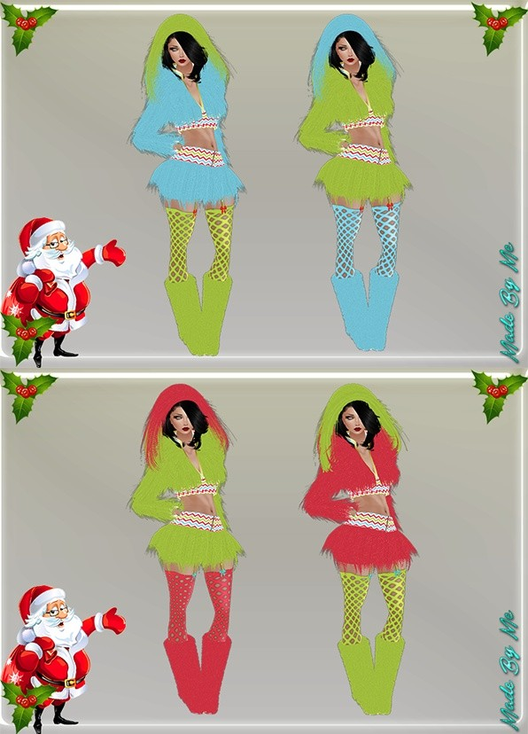 🎅 Winter Christmas Fur Bundle Exclusive (Resell Rights 0/6 Ppl!!!) 🎅
