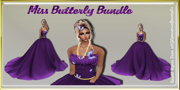 Miss Butterfly Bundle Master Resell Rights!!!