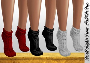 3 Socks Catty Only!!!