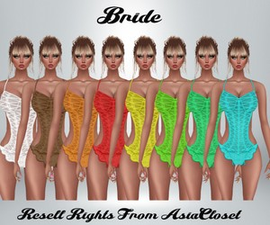 Bride Catty Only!!! RL, RLL, RLS SIZES