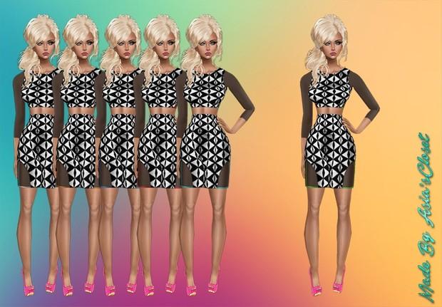 Maria Dresses v1 Catty Only!!!