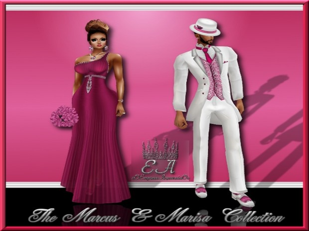 The Marcus & Marissa Collections Catty Only!!!