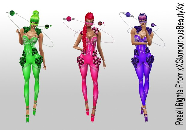 Cyber Chic Collection Catty Only!!!